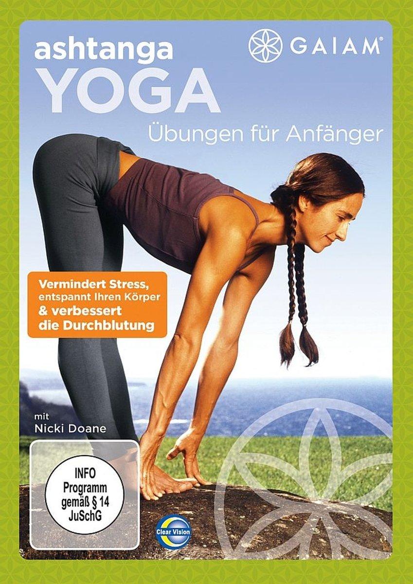 Gaiam - Ashtanga Yoga: Übungen für Anfänger Alemania DVD ...
