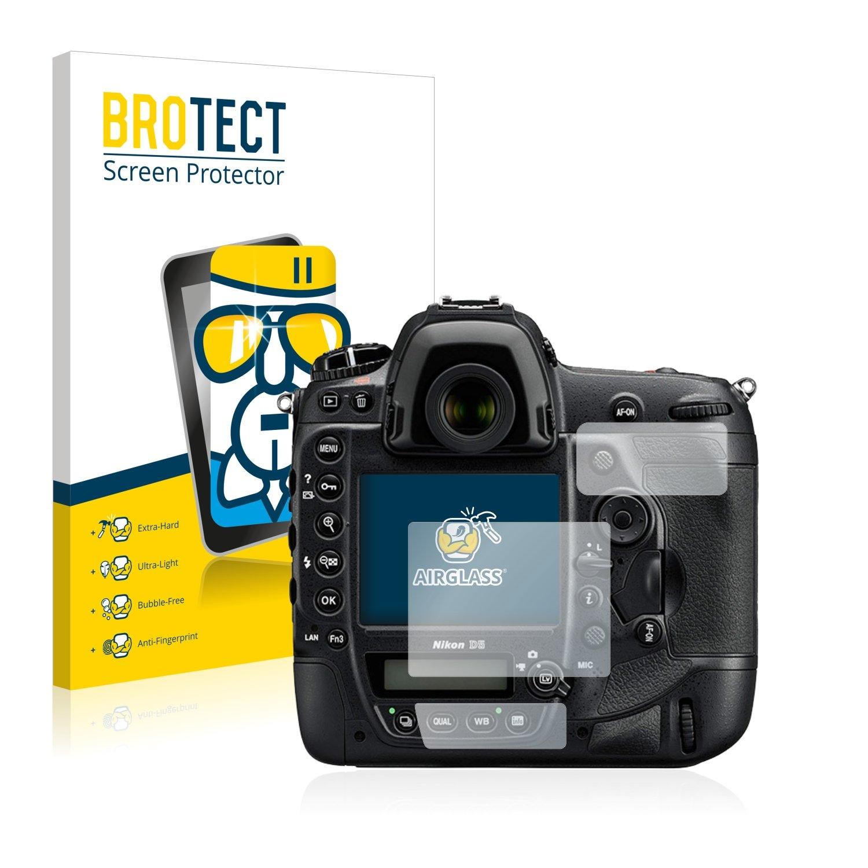 BROTECT Protector Pantalla Cristal Compatible con Nikon D5 ...