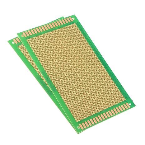 1Pcs 9 x 15 cm DIY Prototype Paper PCB fr4 Universal Board