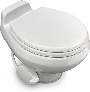 Sun-Mar Model 511 Plus One Pint Flush Toilet (White)