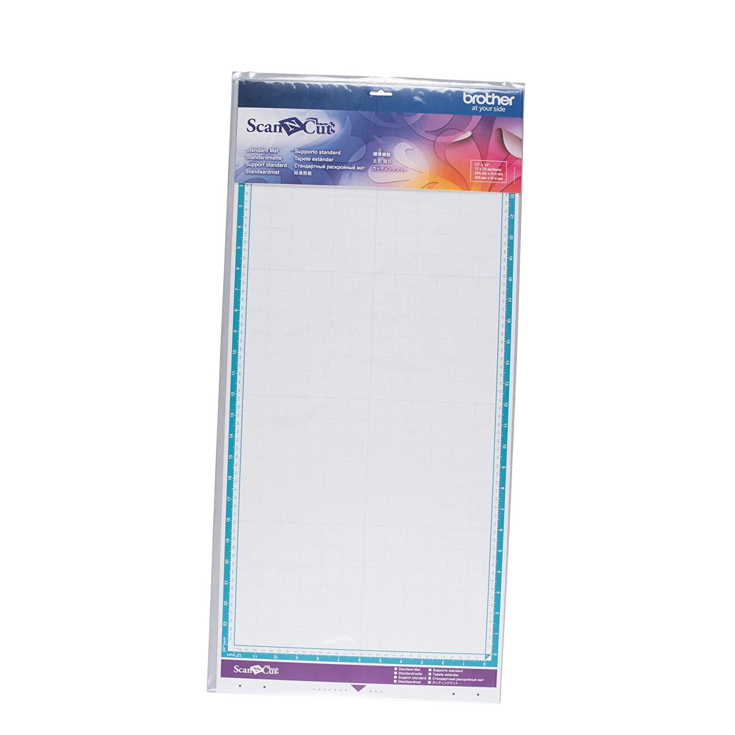 Brother Scanncut Low Tack Adhesive Mat 12 X 24 Inch