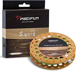 Piscifun Sword Series Fly Fishing Line