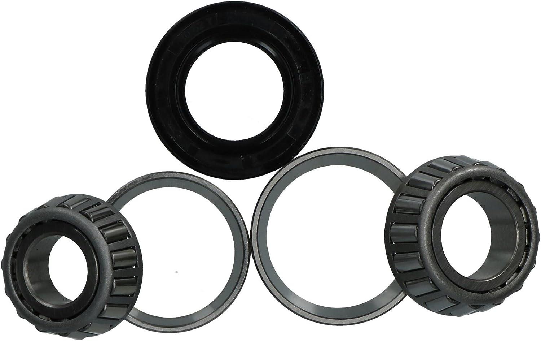 AB Tools 4 Trailer Taper Roller Bearing Kit for Daxara 147 157 Erde 142 Unbraked Trailers