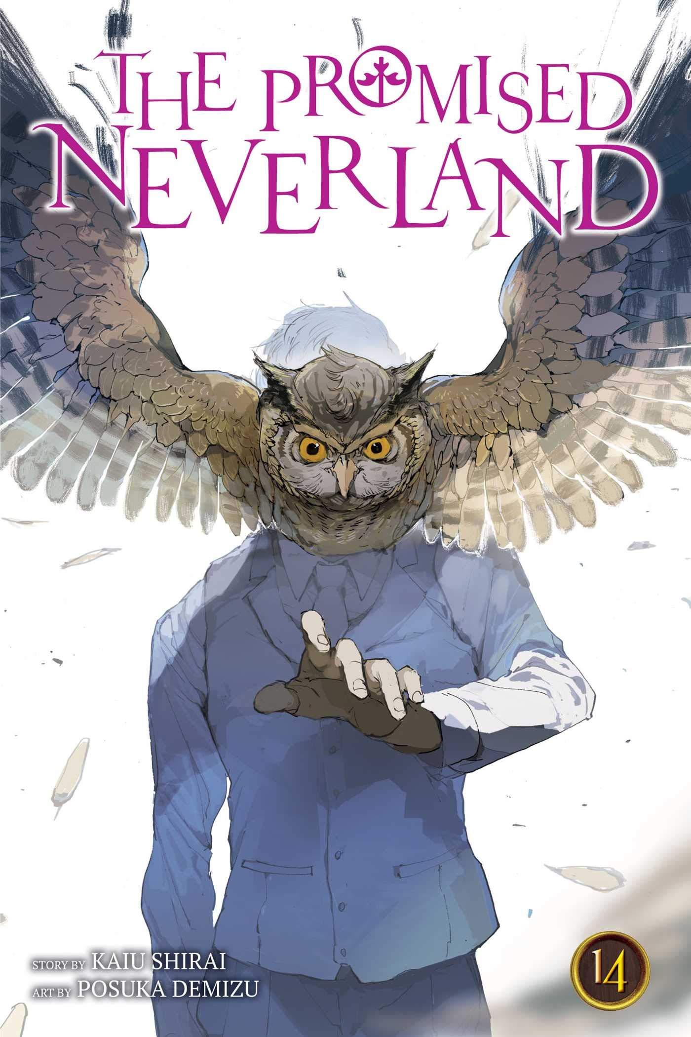 Amazon.fr - The Promised Neverland, Vol. 14 - Shirai, Kaiu, Demizu, Posuka - Livres