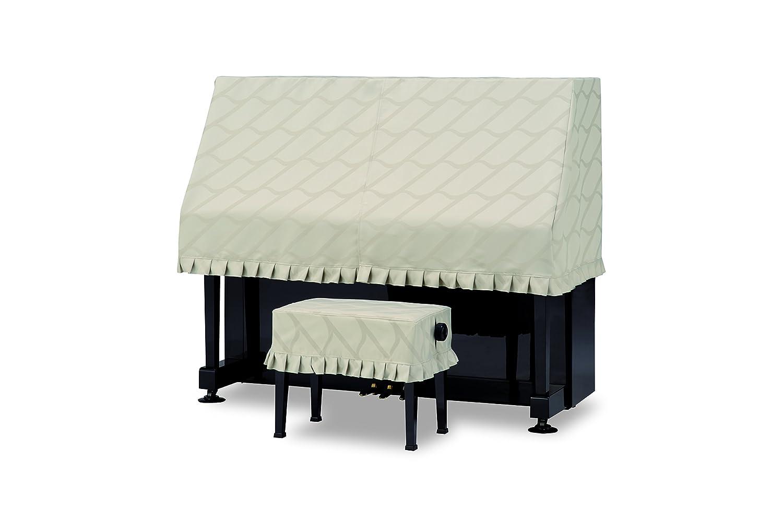 YOSHIZAWA アップライト用ピアノカバー ピアノケープ PC-573LG S~MフリーサイズB00D1083L4