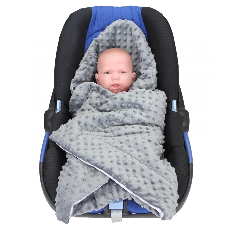 TupTam Baby Swaddling Blanket Universal Summer Car Seat Wrap