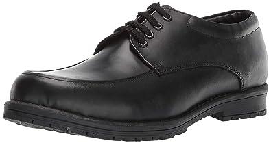 e909dcbd395 School Mates Men s Ethan School Uniform Shoe Black 7.5 Medium US