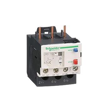 SCHNEIDER ELECTRIC - LRD10 - OVERLOAD RELAY : Amazon.in: Industrial &  Scientific