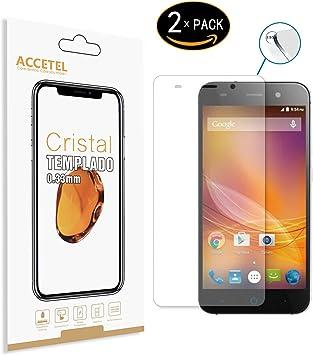 ZTE Blade V6 Protector cristal templado: Amazon.es: Electrónica