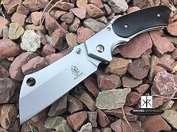 Amazon.com: Monograma, cuchillos personalizados, cuchillo de ...