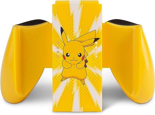 PowerA - Pokémon agarre cómodo Joy-Con Pikachu (Nintendo Switch ...