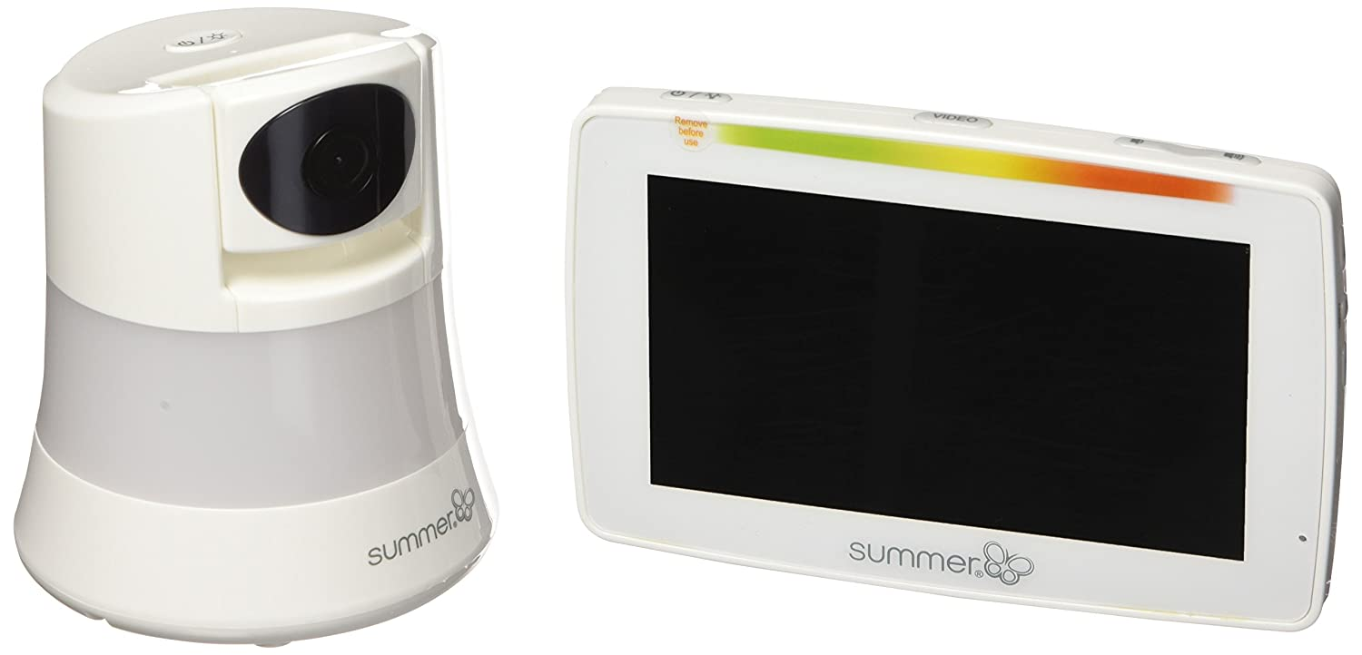 Summer Infant Wide View 2.0 Baby Monitor with Wide Lens 29583