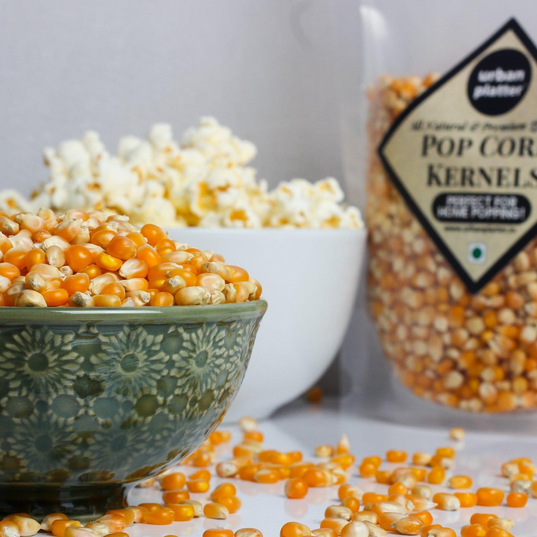 Urban Platter Pop Corn Kernels (500g)