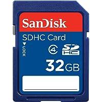 SanDisk SDSDB-032G-B35 - Tarjeta de Memoria SDHC de 32 GB Azul