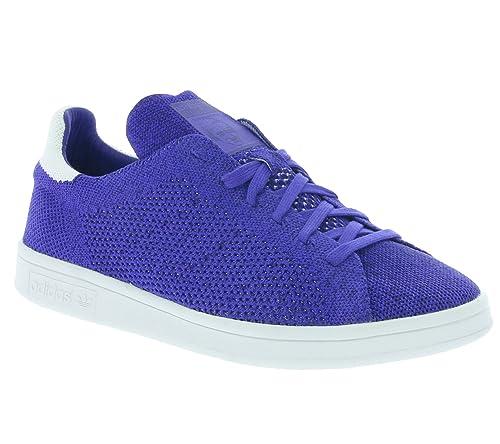 Adidas Sneaker Herren Lila Stan Smith Primeknit für
