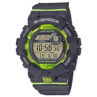 04f85bf7a Amazon.com: Casio G-Shock Men's GBD800-8 Bluetooth G-Squad Digital ...