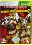 BORDERLANDS 1 and 2 COLLECT (Xbox 360)