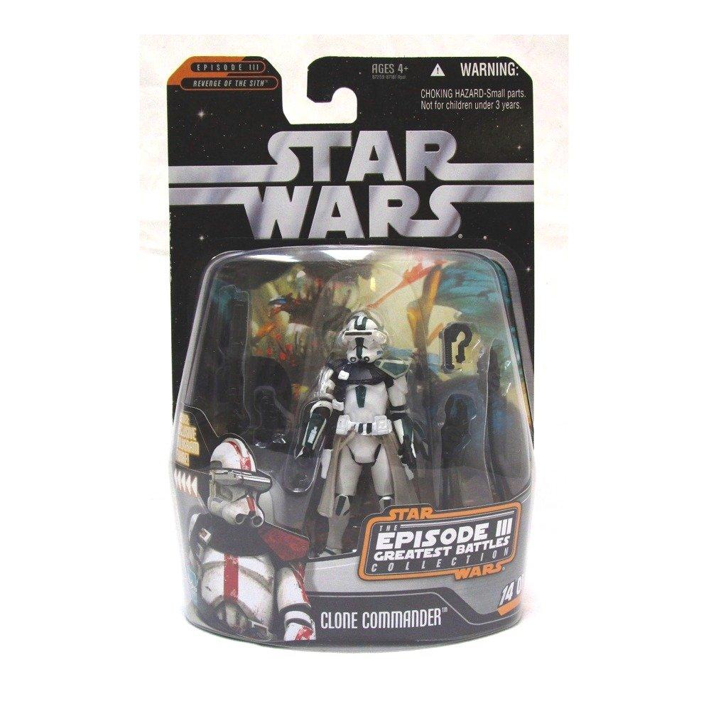 Star Wars Die Episode III Greatest battles- battles- battles- Clone Commander   14 cd6735