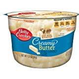 Betty Crocker Potato Mashed Creamy Butter Cup Potatoes 1.2 oz Cup (pack of 12)