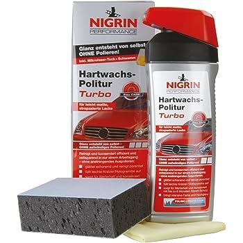 Auf der Suche nach guter Autopolitur werden Sie bei dem Hersteller Nigrin fündig.