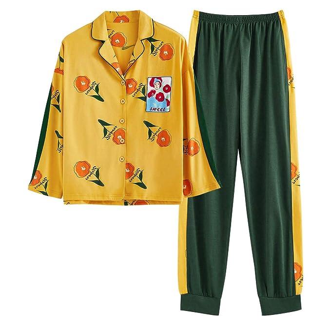 Goso Pijama Para Ninas 8 9 10 11 12 13 14 Anos Pijama Estampado De Dibujos Animados Tops Y Pantalones Largos Ropa De Noche Para Ninos Nina Pijamas Y Batas
