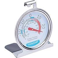 KitchenCraft Dial-Type Freezer/Fridge Thermometer