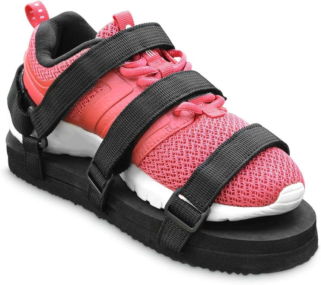 Healvaluefit Shoe Leveler Shoe Lift Shoe Balancer for Walking Boot Height Enhancing Shoe Medium