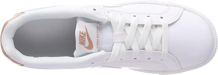 NIKE Court Royale, Zapatillas para Mujer: Amazon.es: Zapatos