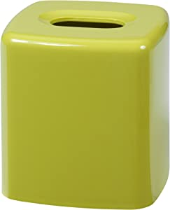 Creative Bath Products Gem Tissue Cover, Lime