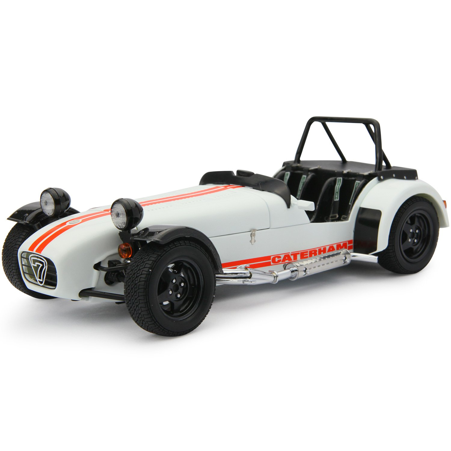 Used Caterham 7 For Sale: This Caterham Super Seven JPE Diecast Model Car Is T
