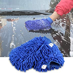 Topist | Best Car Wash Mitt