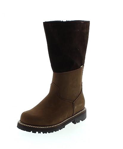 0e9dd896a34 Meindl Women's Kiruna Lady GTX Hiking Shoes Brown Brown Brown Size ...