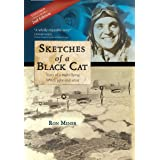 Sketches of a Black Cat - Full Color Collector's Edition: Story of a night flying WWII pilot and artist