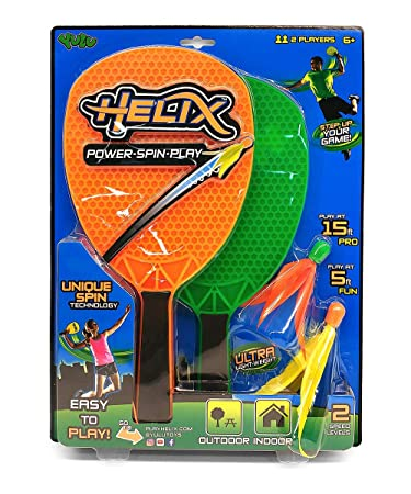 Amazon.com: Hog Wild Helix Power Spin Play - Active Paddle ...
