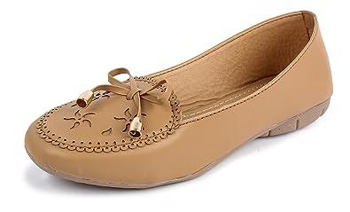 Bapu Beta Women's Leather Loafers