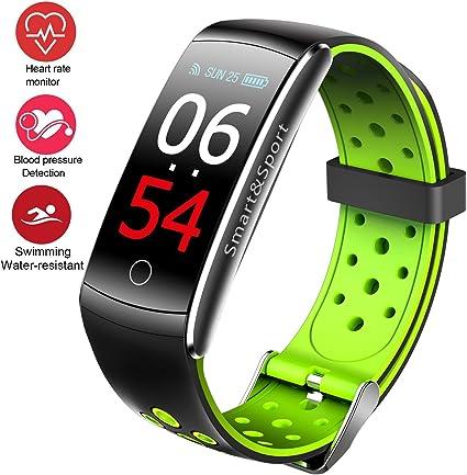 Amazon.com: feifuns - Reloj de pulsera con monitor de ...