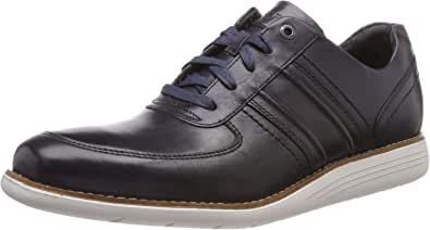 Rockport Total Motion Sport Dress FLT Mudguard, Zapatos de Cordones Oxford para Hombre