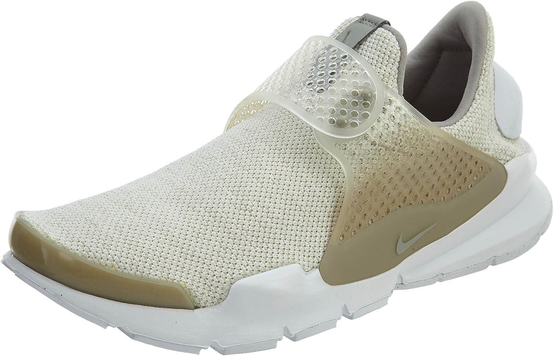 Nike Sock Dart SE Men s Sneaker Sail Cobblestone 911404-100_ Size 10 D M