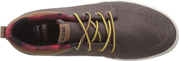 Green Stone 29046 GLOBE Gs Chukka Green Men/'s Skateboarding Shoes