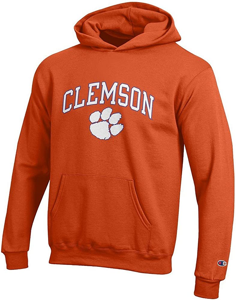 Elite Fan Shop NCAA Kids Hoodie Sweatshirt Team Color Arch
