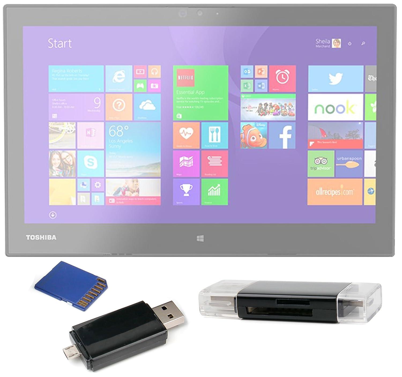 DURAGADGET Lector De Tarjetas SD/mSD + USB 2.0 + Micro USB ...