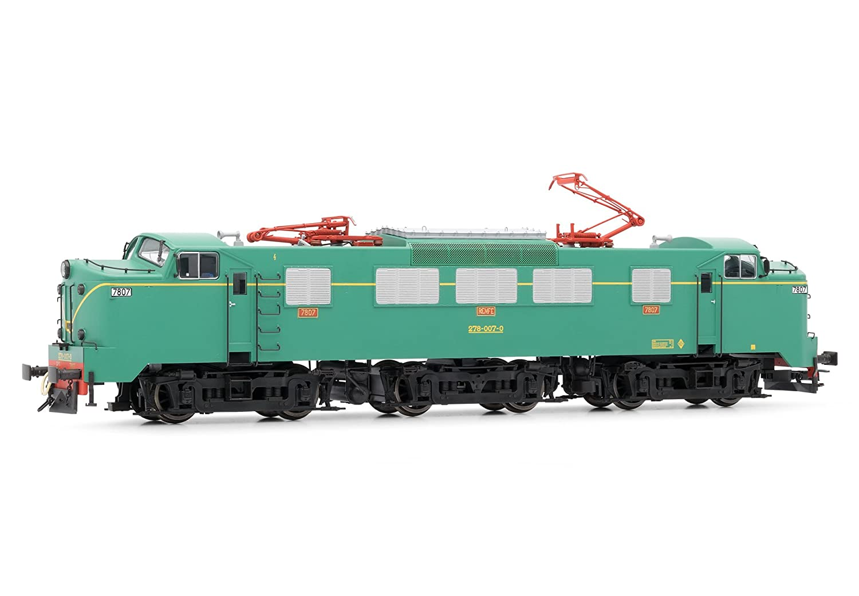 Electrotren Lokomotive 278 – 007 RENFE, Epoche V, AC mit Sound (Hornby e3031s)