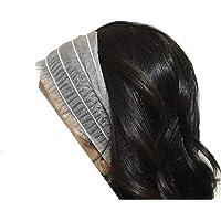Banda para el cabello no tejida desechable - 100 piezas - Cintas para la cabeza desechables para esteticista, spa…