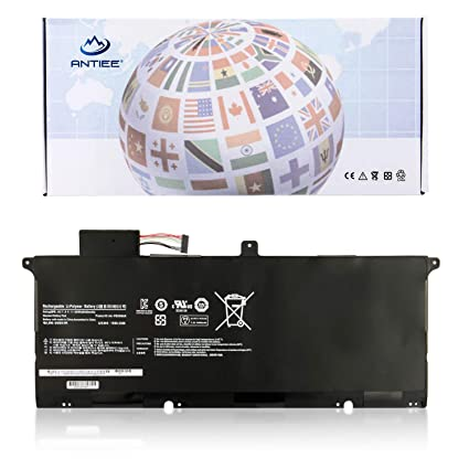 ANTIEE 8400mAh/62WH AA-PBXN8AR Batería para Ordenador portátil for Samsung Series 9 900X4