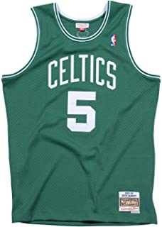 wholesale dealer 1bd56 27cd0 Amazon.com : Mitchell & Ness Kevin Garnett 2007-08 Boston ...