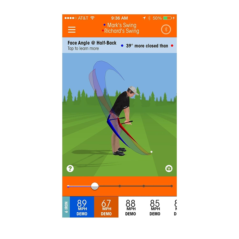 Amazon SkyCad SkyPro Golf Swing Analyzer Golf Swing