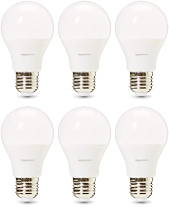AmazonBasics Professional - Bombilla de tipo Edison LED, casquillo E27, equivalente a 40 W
