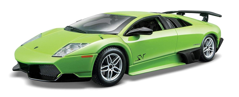 Bburago 1 24 Star Lamborghini Murcielago Lp670 4 Sv Green Amazon