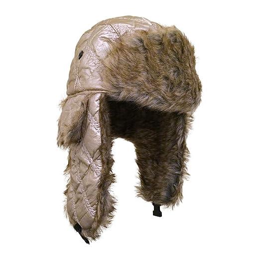 6091ace0616 Fashionable Faux Fur (100% Polyester) Women's Trapper Hat / Ushanka