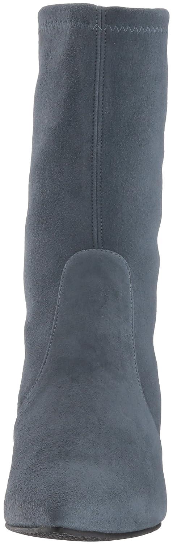 Stuart Weitzman Women's Cling US|Denim Ankle Boot B07954M5Z4 8 B(M) US|Denim Cling Suede 967447